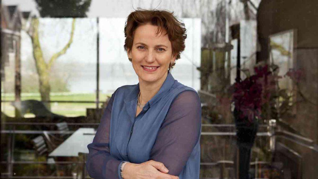 Francine Houben, Founding Partner and Creative Director of Mecanoo